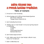 St. Nicholas (Nicolas) Day in French Class