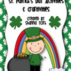 St. Patrick&#039;s Day Activities for Elementary