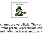 St. Patrick&#039;s Day Adaptive Book + Comprehension Acitivties