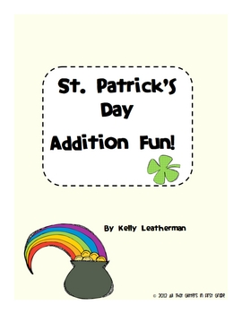 St. Patrick's Day Addition Fun