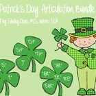 St. Patrick's Day Articulation Pack Bundle- SH, CH, TH, R,