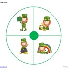 St. Patrick's Day Beginning Graphing Activity