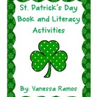 St. Patrick&#039;s Day Book &amp; Literacy Fun