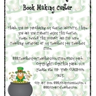 St. Patrick's Day Book Making Center