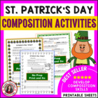 St Patrick's Day Composition Activities