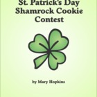 St. Patrick&#039;s Day Cookie Contest