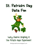 St. Patrick's Day Data Fun