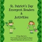 St. Patrick's Day Emergent Readers and Activity Set
