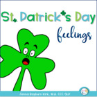 St. Patrick&#039;s Day Feelings FREEBIE!