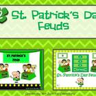 St. Patrick's Day Feud Powerpoint Game Bundle: SAVE 10%