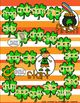 St. Patrick's Day Freebie CCVC Game: Leprechaun Leap!