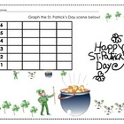 St. Patrick's Day Graph {FREEBIE}