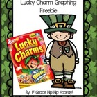 St Patrick's Day Graphing with Lucky Charms