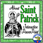 St Patrick's Day Holiday Fill-In PowerPoint Activity