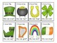 St. Patrick's Day I have...Who has...? Beginning Blends Word Game