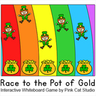St. Patrick's Day  - Interactive Whiteboard whole class ga