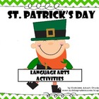 St. Patrick's Day Language Arts Activities