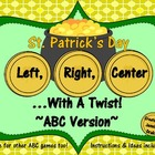 St. Patrick's Day 'Left, Right, Center...With A Twist!' (&