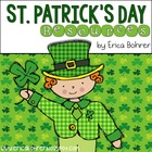 St. Patrick&#039;s Day LepreCommon Core Activities