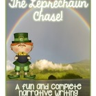St. Patrick's Day Leprechaun Chase Narrative Writing Promp