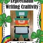St. Patrick's Day Leprechaun Craftivity