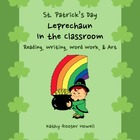 St. Patrick's Day Leprechaun in the Classroom, Reading, Wr