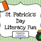 St. Patrick's Day Literacy Fun