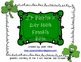 St. Patrick's Day Math sheets