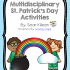 St. Patrick's Day Multidisciplinary Activities- Common Cor
