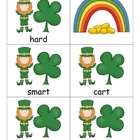St. Patrick&#039;s Day Nonsense and /ar/ Word Hunts