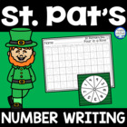 St. Patrick's Day Number Game {FREE}