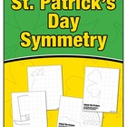 St. Patrick's Day Packet - Finish the Pictures (Symmetry)