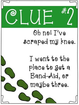 St. Patrick's Day Packet on Making Inferences {and LOTS MORE!}