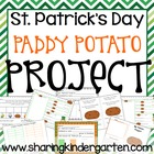 St. Patrick&#039;s Day Paddy Potato Project