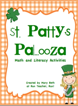 St. Patrick's Day Palooza: Math and Literacy Activities