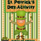St. Patrick&#039;s Day Parts of Speech Activity