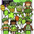 St. Patrick's Day Party {Creative Clips Digital Clipart}