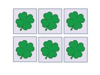 St. Patrick's Day Patterning