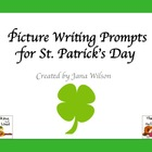 St. Patrick&#039;s Day Picture Writing Prompts