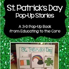 "St. Patrick's Day ""Pop Up Stories"" A 3-D Pop-Up Book [Educ"