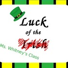 St. Patrick's Day PowerPoint - Reference Materials