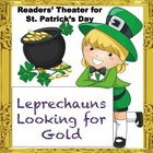 St. Patrick's Day Reader's Theatre: Leprechauns Looking for Gold