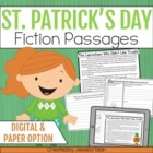 St. Patrick's Day Reading Comprehension Pack