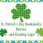 St. Patrick's Day Reading Encouragement!
