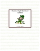 St. Patrick&#039;s Day Sight Words and Syllables
