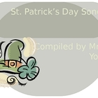 St. Patrick&#039;s Day Songs