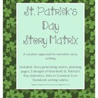 St. Patrick's Day Story Matrix: A creative approach to nar