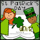 St. Patrick&#039;s Day Unit {Common Core Aligned}