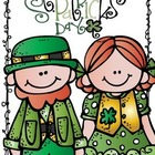 St. Patrick&#039;s Day Unit-Reading, Writing, &amp; Word Work!