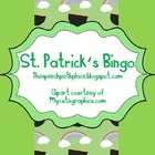 St. Patrick's Day Vocabulary Bingo
